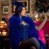 Burlesque artist 14