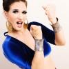 Burlesque artist 3