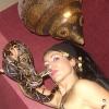 Snake charmer 53
