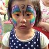 Face painter 45