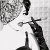 Burlesque artist 119