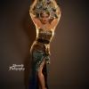 Burlesque artist 40