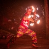 Fire performer 57