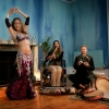 Band 56 with Bellydancer 1