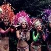 Samba dance troupe 118