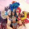 Samba dance troupe 17