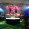 Samba dance troupe 136