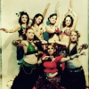 Tribal fusion bellydancer 24 (with troupe)